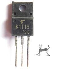 2SK1118 Power HV MOSFET 600V original Toshiba