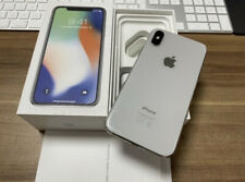 Iphone X (10) - 256 GB - White/ Silver - Fabulous condition