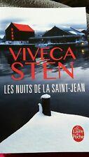 thriller poche viveca sten les nuits de la saint jean