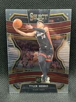 2019 Panini Select Tyler Herro HOT Centered