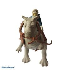 Vintage Star Wars 79-80 Tauntaun And Han Solo With Bridle
