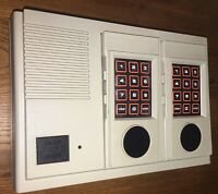 Vintage 1982 Mattel Intellivision II with 29 Games & Game Console Works Great