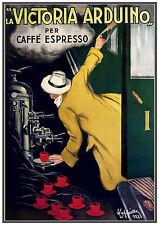 Leonetto Cappiello Victoria Arduino 1922  Poster 11 x 17 giclee print