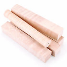 "Maple Curly Pen Blank 3/4"" x 3/4"" x 5"" 5-piece"