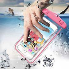Sommer Wasserdichte - Karbonn A40 Indian Schutz Tasche Beach Wandern HBB Pink