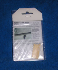 Goffy Model #7252 Fw.190 resin flaps - new and unopened