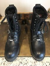 HARLEY-DAVIDSON FADED GLORY 91003 BOOTS - SIZE 11