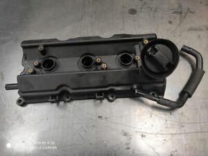 2006 NISSAN 350Z Z33 3.5 V6 CYLINDER HEAD ROCKER COVER & OIL FILLER CAP VQ35DE