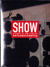 MATCHBOX 20: Show: A Night In The Life of Matchbox Twenty (DVD, 2004) NEW