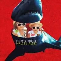 Мумий Тролль Malibu Alibi CD Not On Label (Мумий Тролль Self-released) 2015 NEW