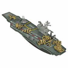 Children's Navy Destroyer Aircraft Carrier Warship Boat Naval Battle Ship Attack
