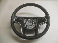 2015 Cadillac SRX Leather Steering Wheel OEM LKQ