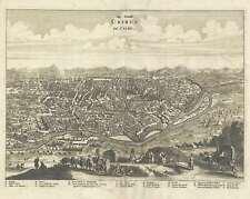 1686 Dapper View of Cairo, Egypt