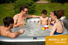 "MSPA 6 persone WHIRLPOOL ""ALPINE"" - MODEL 2017 Indoor, Outdoor pool Rhino Tech"