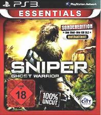 Ps3/Sony PlayStation 3 juego-Sniper: Ghost Warrior (con embalaje original) (usk18) (PAL)