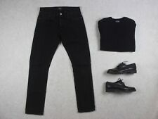 RRL Ralph Lauren - Jeans - Washed Black - 30/32