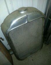 1929-1930 1931 Buick Radiator