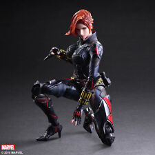 MARVEL UNIVERSE: BLACK WIDOW PLAY ARTS KAI Action Figure SQUARE ENIX
