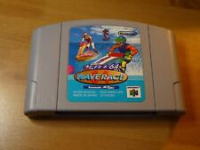 GAME/JEU SNES KONAMI SUPER NITENDO JAPANESE Wave Race 64 NUS-P-NWRJ JPN JAP **