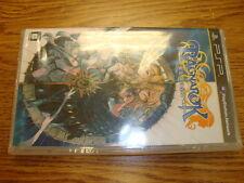 PSP Ragnarok Hikari to Yami no Koujo  JP Game