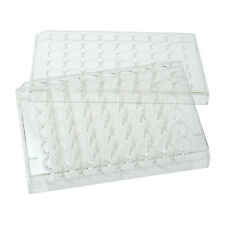48 Well TCT Plate with Lid, Individual, 50/Case, Sterile, #FL7147