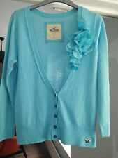 Thin Hollister Long Sleeve Cotton Blend Women's Jumpers & Cardigans