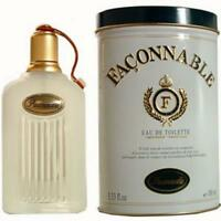 FACONNABLE Cologne 3.3 oz / 3.4 oz HUGE New In Can 3.33