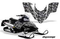 Sled Graphics Kit Decal Sticker Wrap For Polaris Switchback 2006-2010 DIGICAMO K