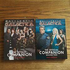 Battlestar Galactica: The Official Companion  & The Official Companion Season 2