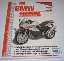Reparaturanleitung BMW F 800 S 2006-2010 / F 800 ST 2006-2012 / F 800 GT ab 2013