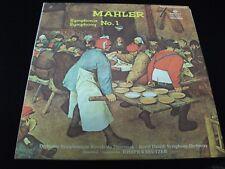 """MAHLER°SYMPHONY NO.1<>JOSEPH KREUTZER<>12"""" Lp Vinyl~Can. Pressing<>CC-15 103"""