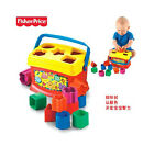 Fisher Price baby's first blocks brilliant basics plastic toy birthday gift 1set