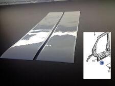 T5 Transporteur Porte entrée étape frottement Decal Foil Autocollant clair (paire)