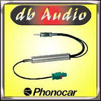 Phonocar 8/541 Cavo Segnale Antenna VW Polo VI 6 Connettore Adattatore Radio