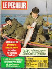 Revue le pêcheur de France  No 112 Novembre 1992