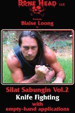 Silat Sabungin Vol. 2 Malay Filipino Martial Arts