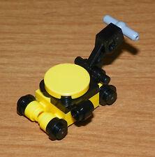 LEGO - Minifig, Utensil - Lawn Mower - Yellow