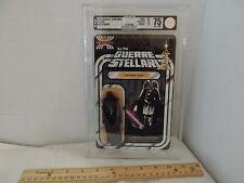 Vintage Guerre Stellari Star Wars Harbert Darth Vader Original 12 Back AFA 75EX+