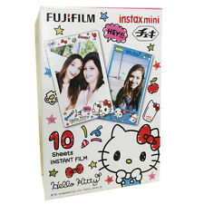 FUJIFILM FUJI INSTAX MINI Instant FILM 1 PACK / Hello Kitty 2016 4 8 25 SP-1 SP2