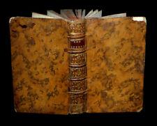 [THEOLOGIE] [BAUDRAND (Barthélémy)] - L'Ame intérieure + L'Ame seule. 1776.