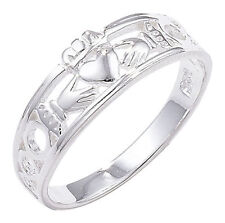 Claddagh Sterling Silver Fine Rings
