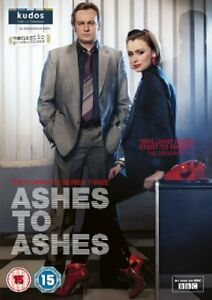 Ashes to Ashes - BBC Series 3 (New Packaging) [DVD] - DVD  40VG The Cheap Fast