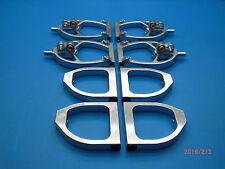 Lauterbacher Aluminium-Querlenker für Reely Carbon Fighter 3 unten und oben