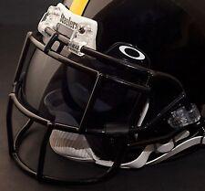 PITTSBURGH STEELERS NFL Schutt EGOP Football Helmet Facemask/Faceguard (BLACK)