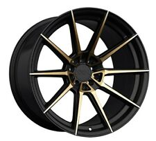 18x8.5 XXR 567 5x108/112 +35 Bronze & Black Rims (Set of 4)
