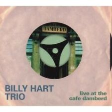 BILLY TRIO HART - LIVE AT CAFE DAMBERD  CD NEW
