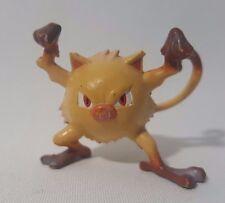 MANKEY Tomy Pokémon/POKEMON Mini Figura ORIGINALE ctgsj Nintendo