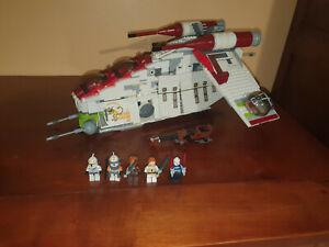lego star wars 7676 complet avec figurines sans boite ni notice