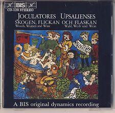 Joculatores Upsalienses: Skogen, Flickan och Flaskan (BIS (Sweden)) Like New