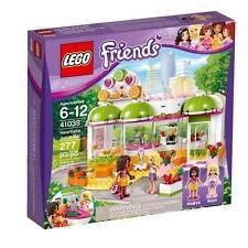 NEW LEGO Friends Heartlake JUICE BAR 41035 Shop Stand Andrea Naya Mini Dolls NIB